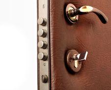 Free Opened Door With Copyspace Stock Photos - 18870983