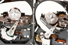 Free Hard Disks Royalty Free Stock Image - 18871576