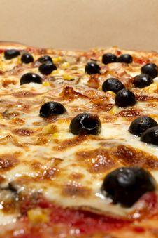 Free Pizza Close-up Royalty Free Stock Photos - 18871738