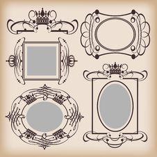 Free Frames Retro Stock Photo - 18875040
