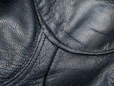 Free Black Leather Stock Photo - 18875950