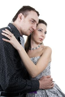 Loving Couples Royalty Free Stock Photography
