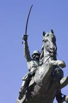 Free Garibaldi Statue Stock Images - 18878904