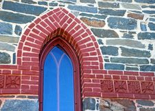 Free Cathedral Window Stock Photo - 18878920
