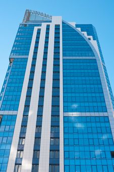 Free Modern High-rise Apartment Building Stock Photos - 18879033