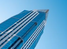 Free Modern High-rise Apartment Building Stock Photo - 18879040