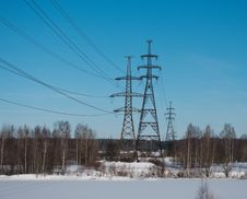 Free Power Line Stock Photos - 18879043