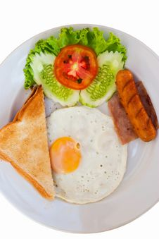 Free Breakfast Stock Photos - 18879843