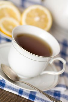 Free Tea With Lemon Stock Photos - 18879923