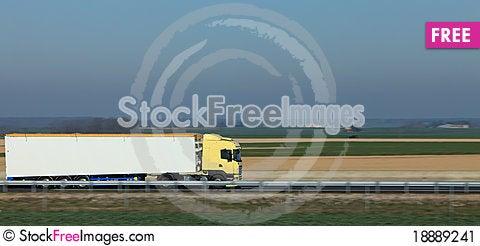 Free Truck Stock Image - 18889241