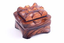 Free Ancient Style Wooden Box Stock Photos - 18880023