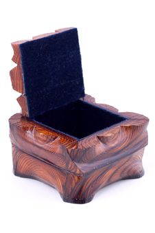 Free Ancient Style Wooden Box Stock Images - 18880024