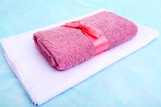 Free Towels Royalty Free Stock Photography - 18881957