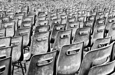 Free Waiting Chairs Stock Image - 18884571