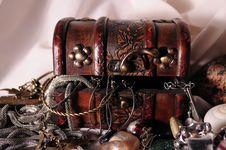 Free Treasure Case Stock Image - 18887371