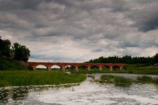 Free Bridge Stock Photography - 18887582