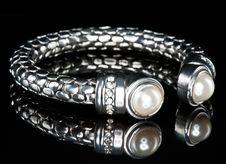 A Precious Bracelet Stock Photos