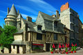 Free Traditional Architecture Of Le Mans, France Stock Image - 18896701