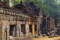 Free Ta Phrom Temple In Angkor Stock Images - 18898364
