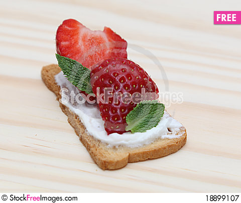 Free Tasty Snack Royalty Free Stock Photography - 18899107