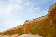 Free The Colorful Cliffs Royalty Free Stock Photo - 18891875