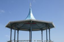 Free Bandstand Royalty Free Stock Image - 18892046