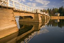 Free Wooden Bridge Stock Photos - 18892703
