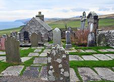 Free Latheron Graveyard Stock Photos - 18892873