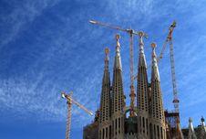 Free Sagrada Família Stock Photo - 18894080