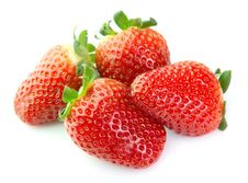 Free Ripe Strawberry Stock Photo - 18895300