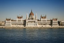 Free Hungarian Parliament Stock Photography - 18895452