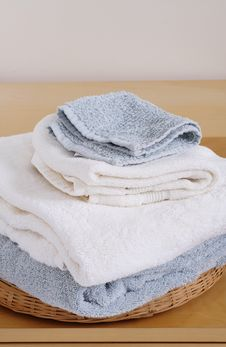 Free Towels Stock Image - 18896021