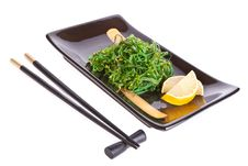 Free Chuka Salad And Chopsticks Stock Photo - 18896860