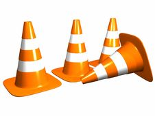 Free Cones Royalty Free Stock Photo - 18897545