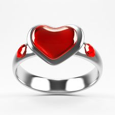 Free 3D Ring Stock Photography - 18897632