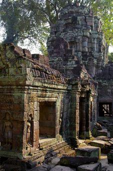Free Angkor Wat Stock Photography - 18898342