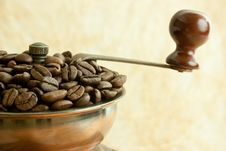 Free Coffee Beans Stock Image - 18899541