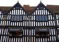 Free Stratford Shakespeares Birthplace Stock Photography - 1890542