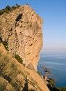 Free Rock Above The Sea Stock Photos - 1893093