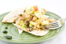 Free Chicken Curry Salad Royalty Free Stock Photography - 1890947