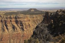 Free Grand Canyon View Stock Photography - 1893162
