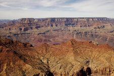 Free Grand Canyon New Sunset Royalty Free Stock Photos - 1893198