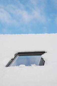 Free Winterly Window Stock Image - 1894371