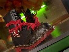 Free Party Boots Royalty Free Stock Image - 1895066