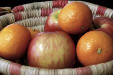 Free Its Apples And Oranges Stock Image - 1895921