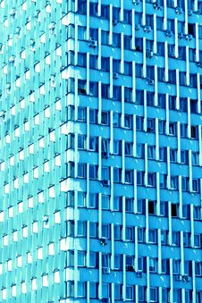 Free Blue Building Stock Photos - 1896323