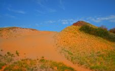 Free Sand Dunes Stock Photography - 1896902