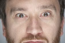 Free Eyes Wide 01 Royalty Free Stock Photography - 1897007