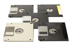 Free Diskette Stock Photo - 1897670