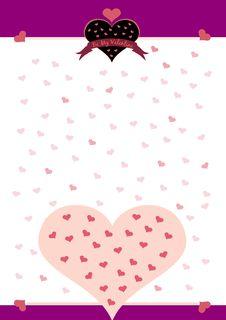 Free Valentine S Background Stock Photo - 1898550